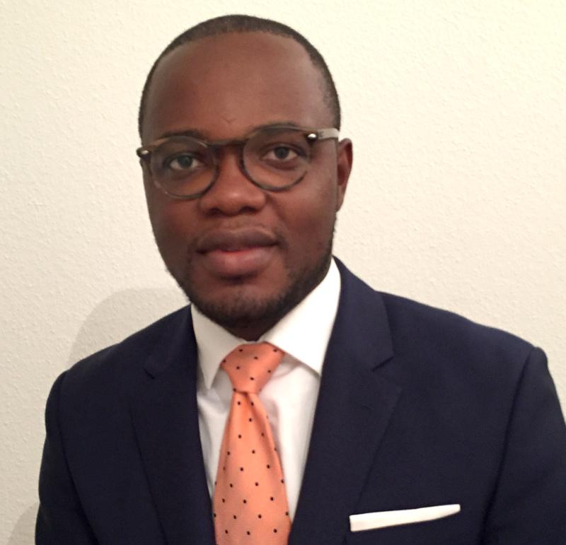 Fabrice Toko, président Club d'Affaires Afrique-Swiss