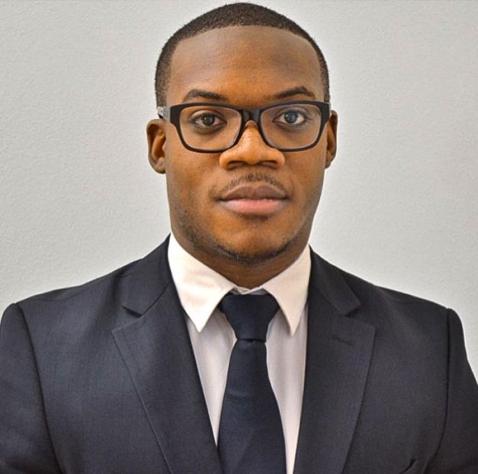 Forester Simao, trésorier Club d'Affaires Afrique-Swiss